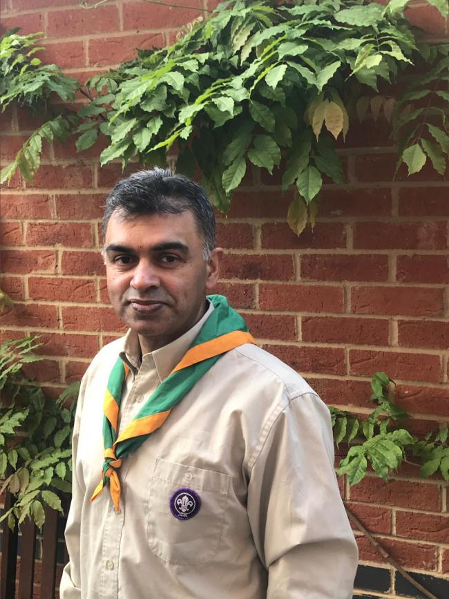 SCOUT AND ABOUT: Profile of leader making Scouting accessible to Muslims
