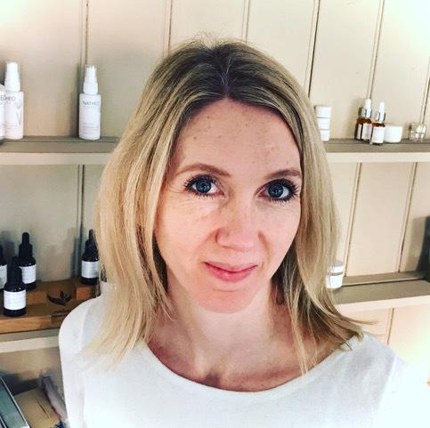 Mum swaps sums for skincare in business venture