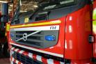 Vehicles damaged in early hours fire