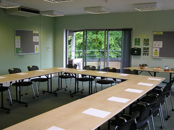 A training room at The Orchard, Basingstoke