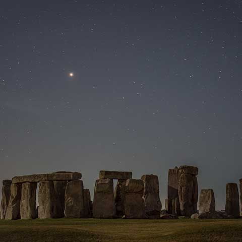 Astrophotography Workshop at Stonehenge