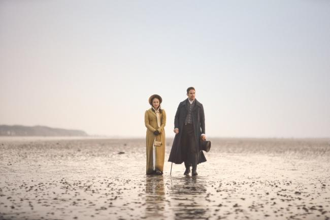 ITV commissions huge mural celebrating new period drama Sanditon