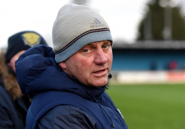 Basingstoke Manager, Martin Kuhl