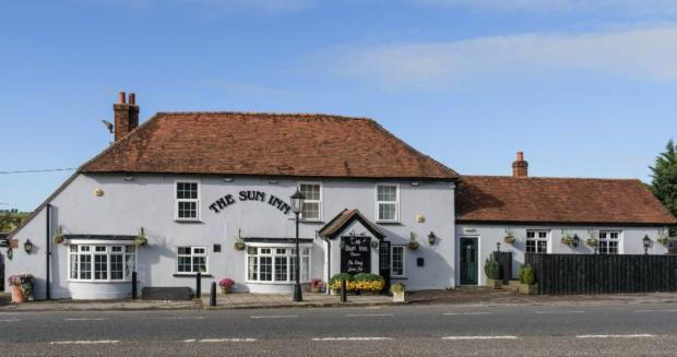 Basingstoke Gazette: The Sun Inn (TripAdvisor)