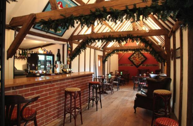 Basingstoke Gazette: The Bolton Arms (TripAdvisor)