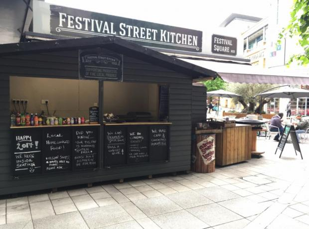 Basingstoke Gazette: Number one: Festival Street Kitchen (Credit: TripAdvisor)