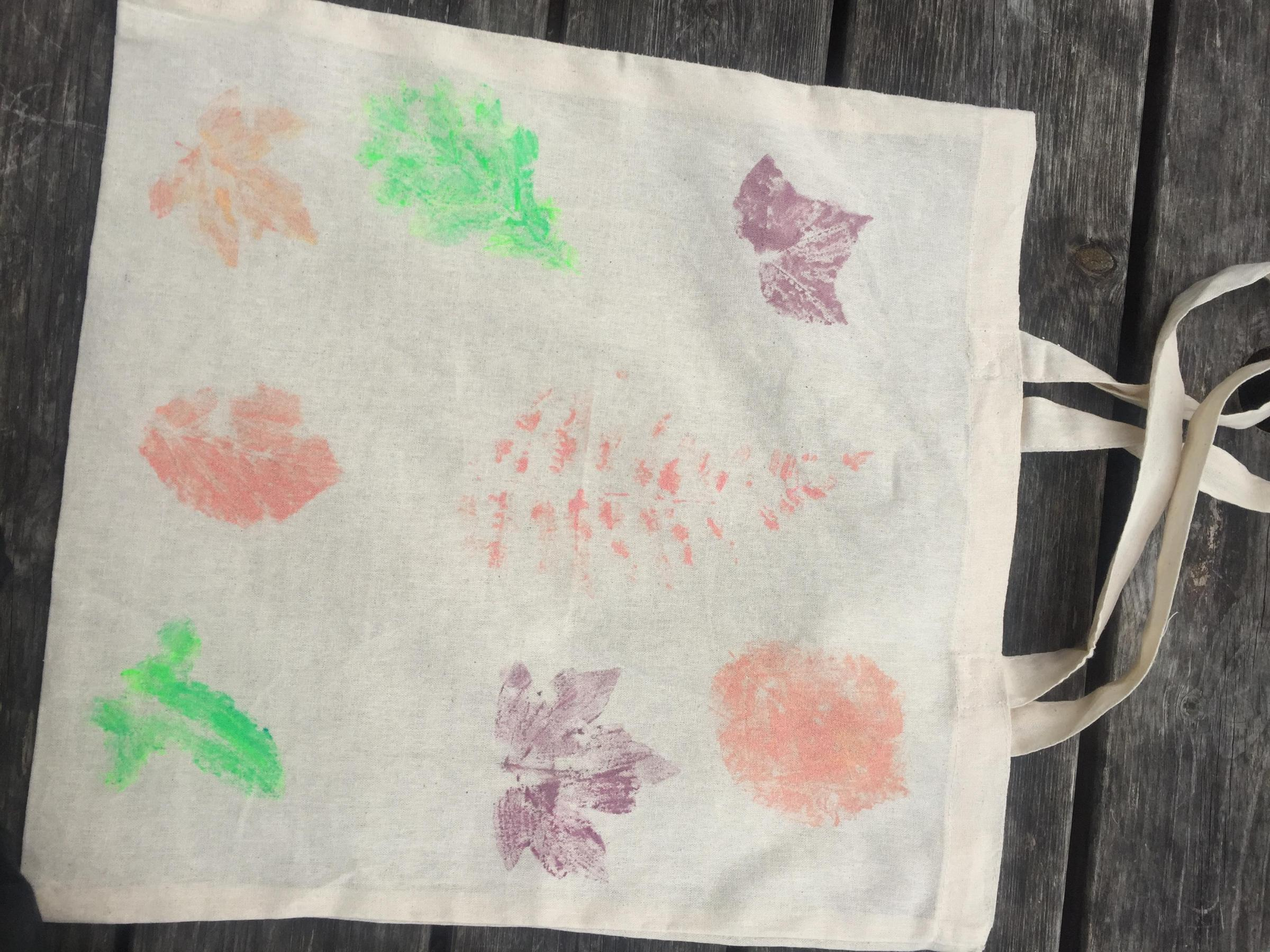 Make and Take: Bag Printing