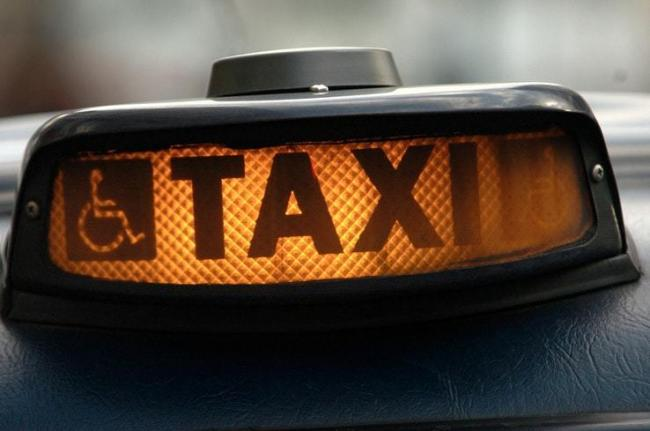 Hampshire has seen a rise in prebooked taxi drivers