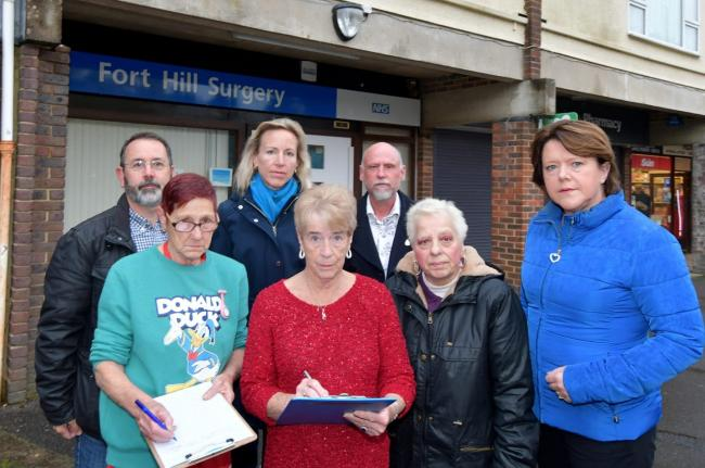 'Winklebury needs a doctor's surgery': Petition launched for new healthcare centre