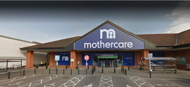 Mothercare in Wallop Drive