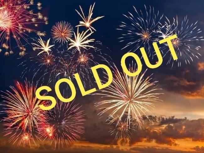 Sherfield School's fireworks event completely sold out
