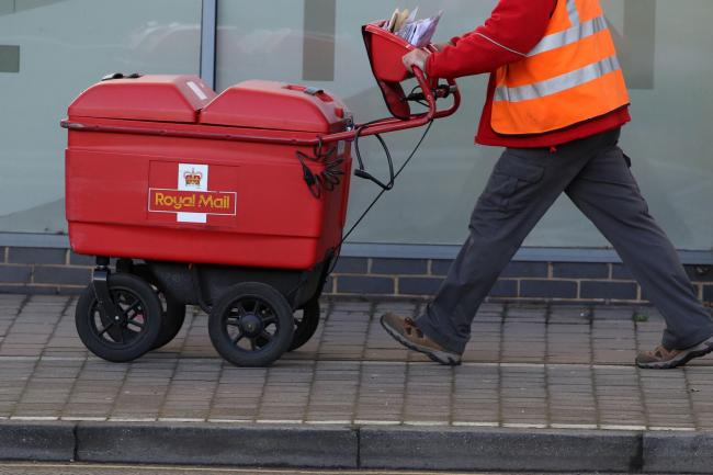 Royal Mail employees are working without protection during coronavirus outbreak