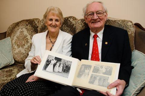'Reunited with her beloved George' wife dies a week after former borough mayor