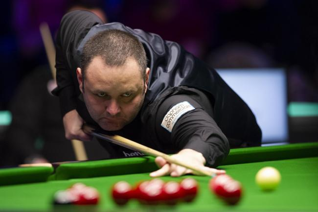 Stephen Maguire stormed into the final