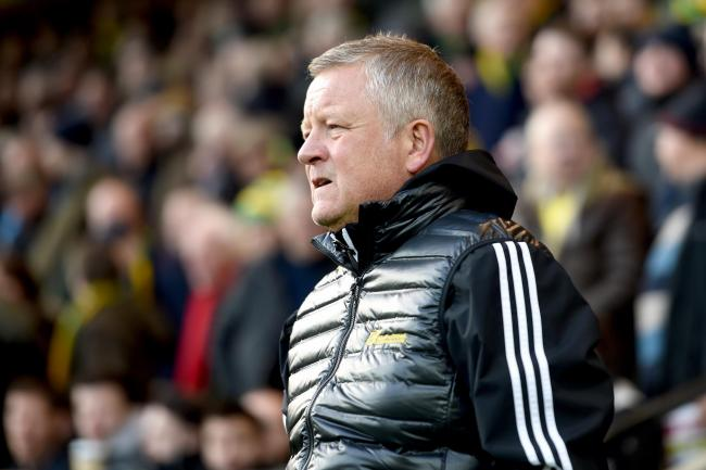 Chris Wilder is not a fan of VAR