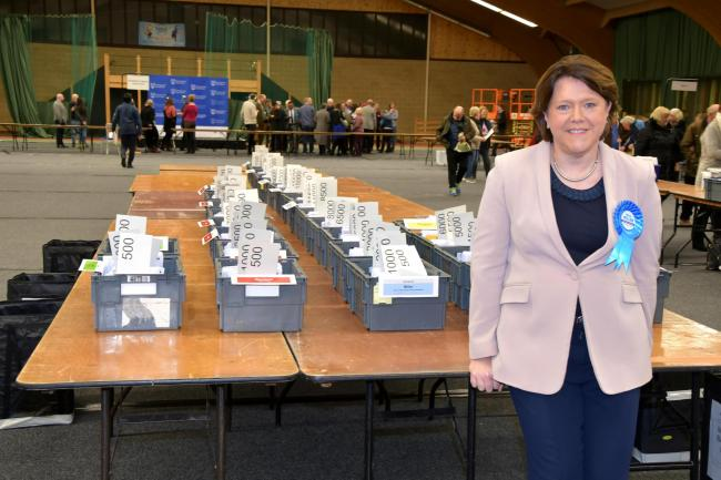 Maria Miller increases majority in 'most important campaign of our lifetime'