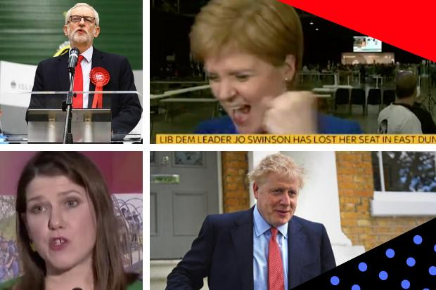 General Election 2019: The five biggest WTF moments from last night that you need to know about