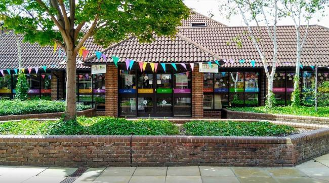 Chineham Library is one of the libraries that could be shut