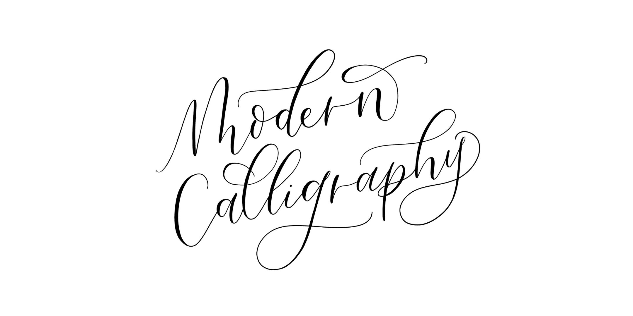 Modern Calligraphy Workshop for Beginners - 23rd Jan