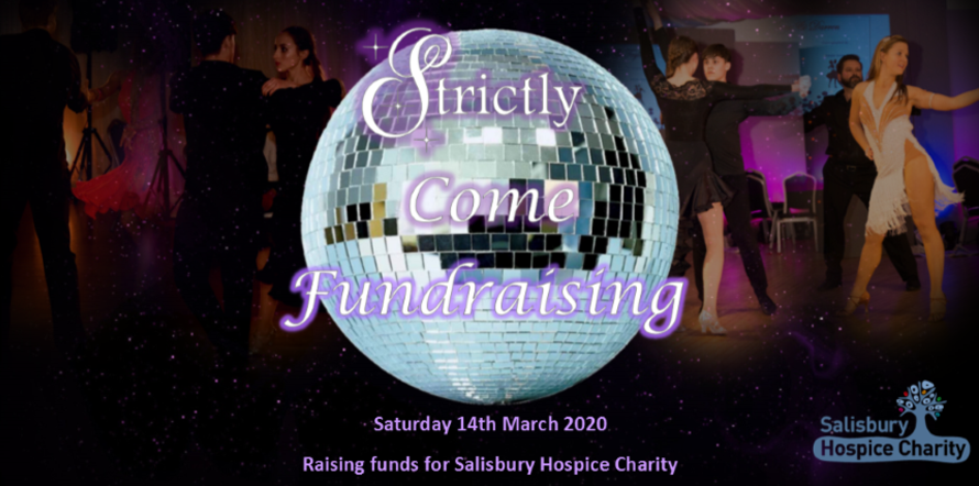 Strictly Come Fundraising