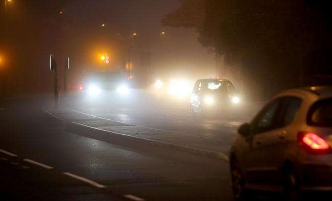 Met Office issues weather warning of fog for Hampshire