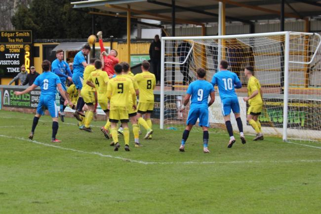 Action from the game Image: Josie Shipman