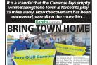The Gazette has launched a campaign to bring Basingstoke's football club back to the Camrose