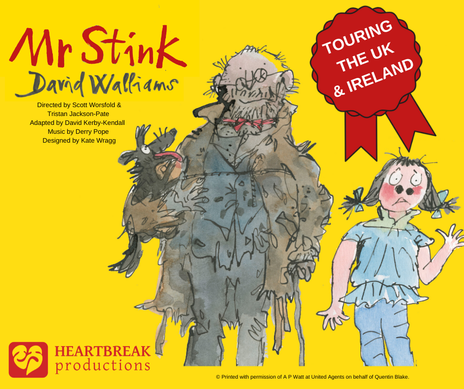 Mr Stink by David Walliams, Outdoor Theatre