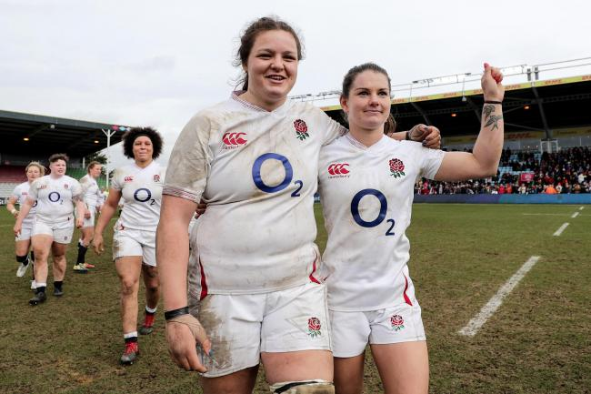 Riley wants to leave women's rugby in a better place