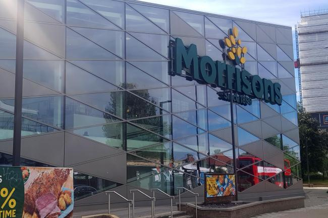 Morrisons help elderly and vulnerable shoppers by launching food box service