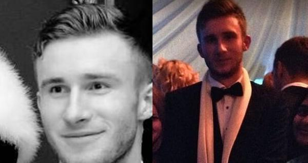 Robert Frome, 26, accidentally fell to his death from a mountain in Greece, an inquest hears