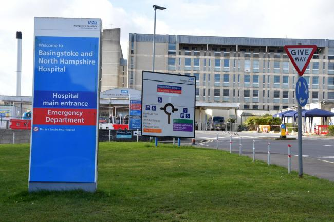 Rise in complaints about Basingstoke hospital with breast cancer patient receiving pay-out