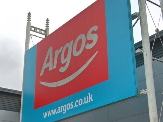 This is when 140 of Argos' standalone stores are set to reopen