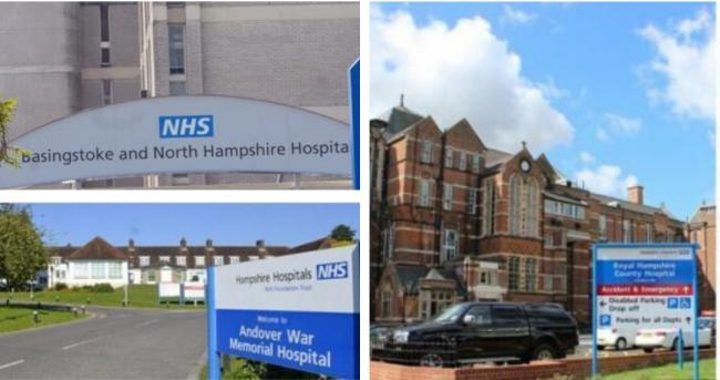 Residents raised questions about the Trust's plans to build the new hospital