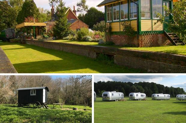 Best staycations in Hampshire