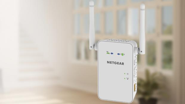 Basingstoke Gazette: Waiting for pages to load? A WiFi extender could help. Credit: Netgear