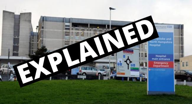 EXPLAINED: The situation with Basingstoke hospital and plans to build a new one