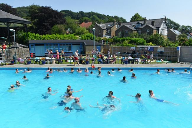 Outdoor swimming pools are soon to reopen