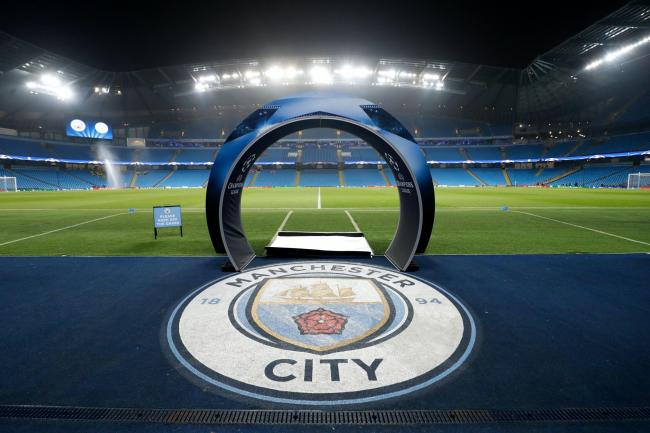 The Etihad Stadium can host Manchester City v Real Madrid