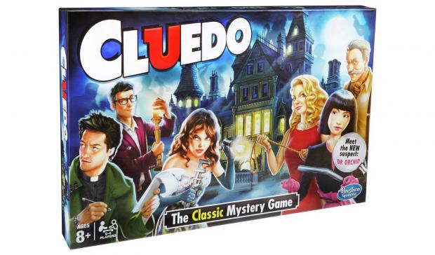 Basingstoke Gazette: Cluedo board game. Picture: Hasbro Gaming
