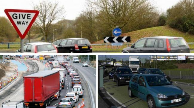 Are these the worst roundabouts in Basingstoke?