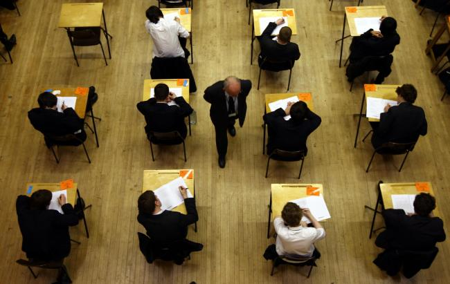 What the triple lock A-Levels and GCSE scheme really means for students