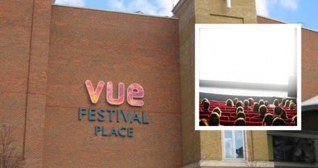 Vue will be welcoming customers back in Basingstoke from August 21