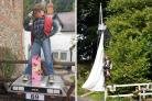 Whitchurch scarecrow trail proves a big hit