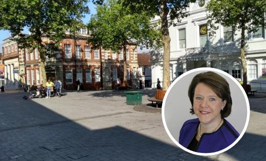 Maria Miller discussed the need for