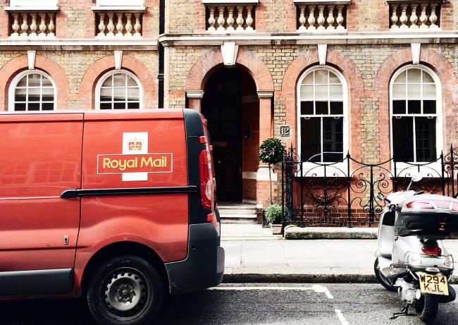 Royal Mail can now pick up parcels from your doorstep for just 72p