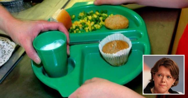 The government has U-turned over free school meals during holidays.