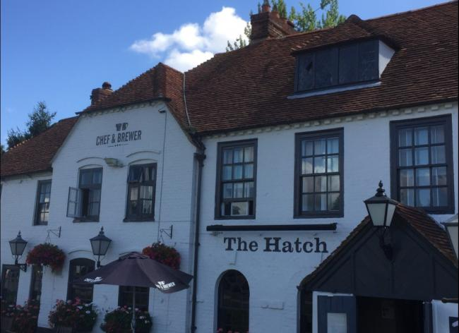 The Hatch will be giving away 50 £50 gift cards for families this Christmas