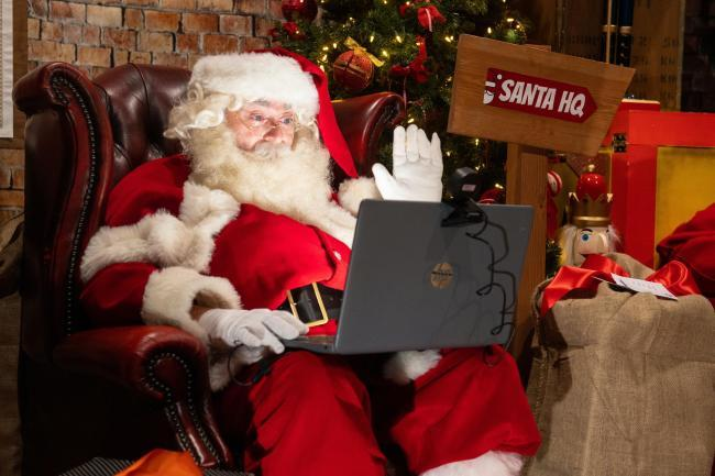 Santa will be replying to letters from November 30