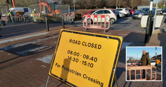 Council issue plea for Brighton Way users to follow diversion after headteacher reveals abuse